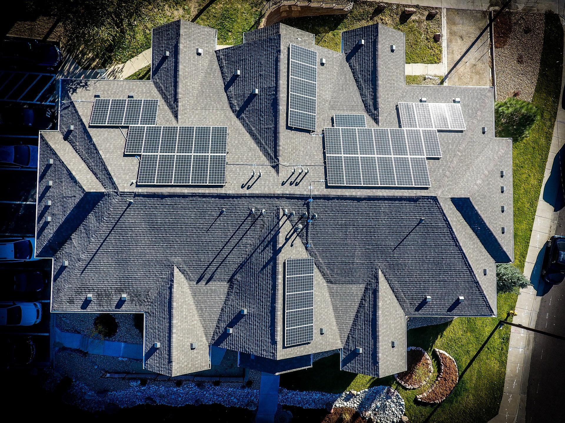 Solar Panels, Solar PV, Solar System, House, YSG Solar