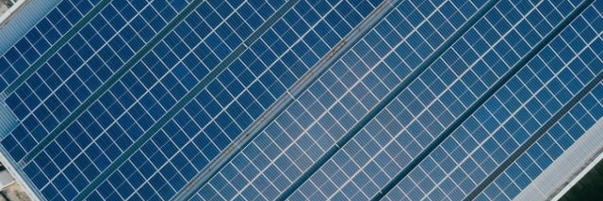 Large Rooftop Solar Array