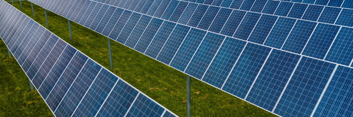 Large-Scale Solar PV