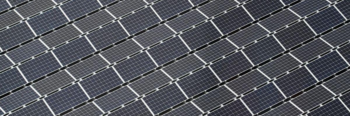 Large Solar Array, YSG Solar