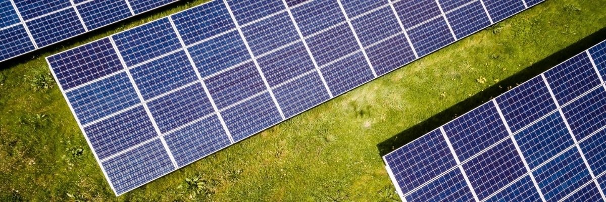 Solar Panels in Green Field, YSG Solar