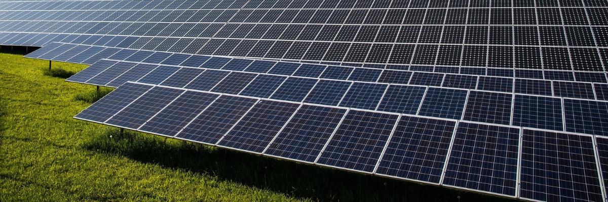 Solar Panels, Solar Farm, Solar Panel Array, Solar Land, YSG Solar