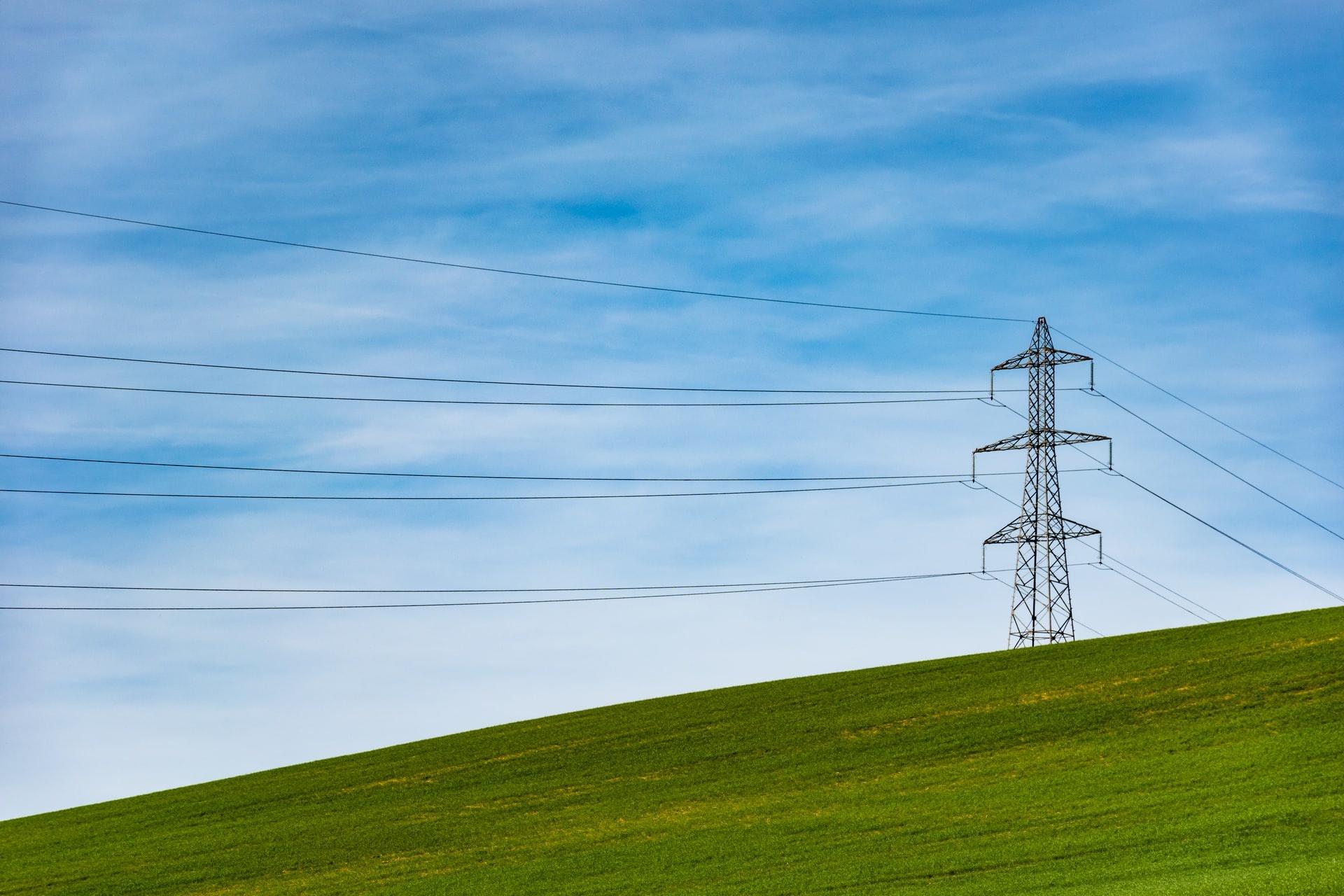 Transmission Power Line, YSG Solar