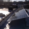 residential solar panel installation in Garden City, NY