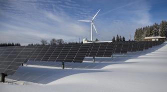 Solar Panels Weather