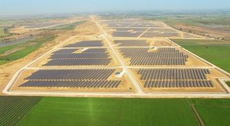 Utility Scale Solar - YSG Solar