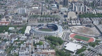 Yankee Stadium, The Bronx, New York, YSG Solar