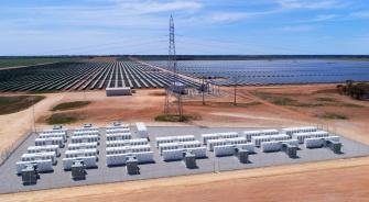 Battery Storage, Energy Storage, Solar Farm, YSG Solar