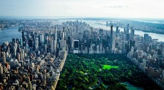 New York, Manhattan, Central Park, YSG Solar