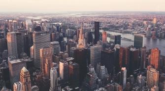 New York City, Manhattan, 2020, YSG Solar