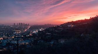 California, Los Angeles, Skyline, YSG Solar
