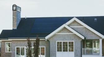 Rooftop Solar Panels, Solar-Powered House, YSG Solar