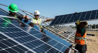 Solar Panels, Solar Energy, Solar Power, Solar PV, Jobs, Workers, YSG Solar