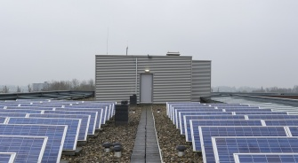 Solar Battery Storage System