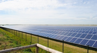 Commercial Solar Battery Storage