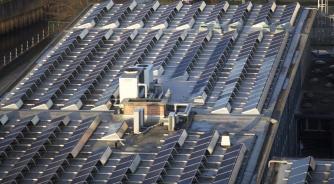 Energy Storage Farm, Solar Panels, YSG Solar
