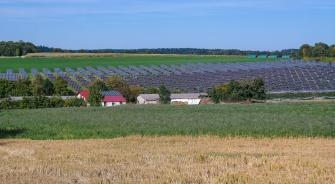 Solar Farm, Solar Panels, YSG Solar