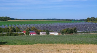 Solar Farm, Solar Land Lease, Arkansas, YSG Solar