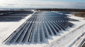 Solar Farm, Solar Land, Solar Power Plant, YSG Solar