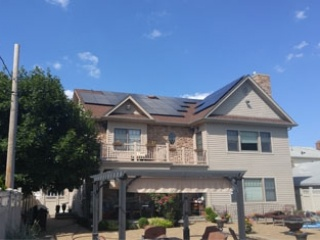 Residential Roof Mount Ysg Solar