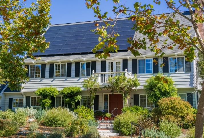 YSG Solar, Solar panels on residential home, NY