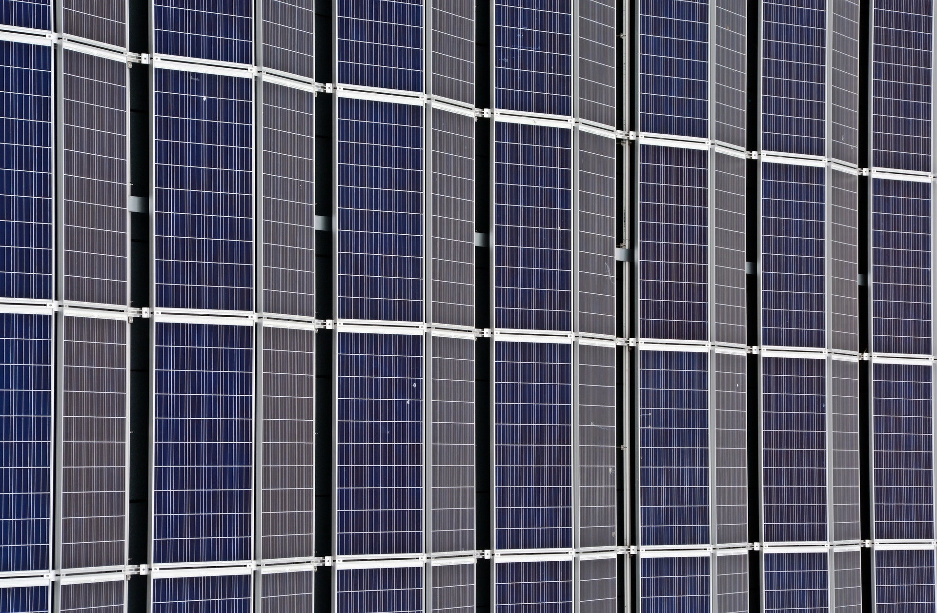 Large Solar Panel Array, Solar PV, Solar Energy, YSG Solar