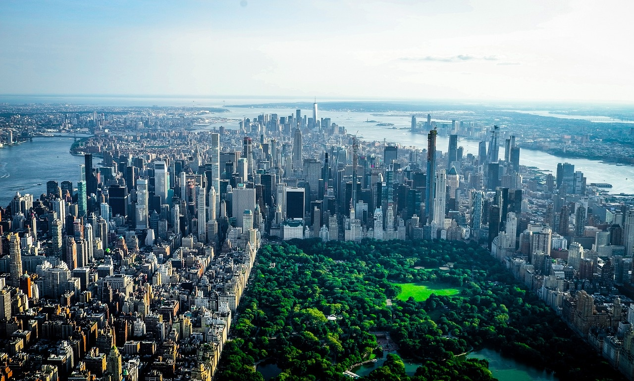 New York, Manhattan, Central Park, YSG Solar