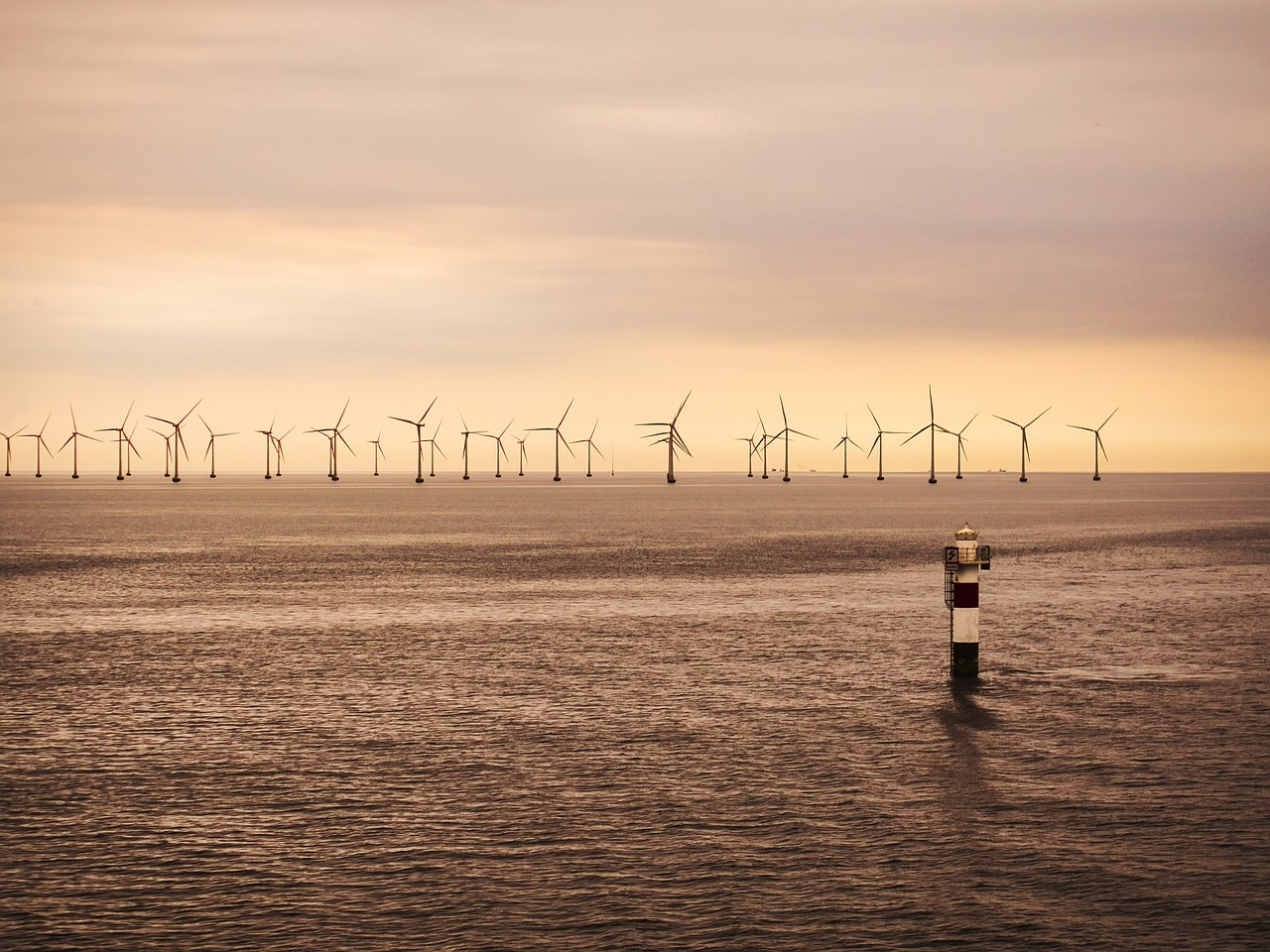 Offshore Wind Turbines, YSG Solar