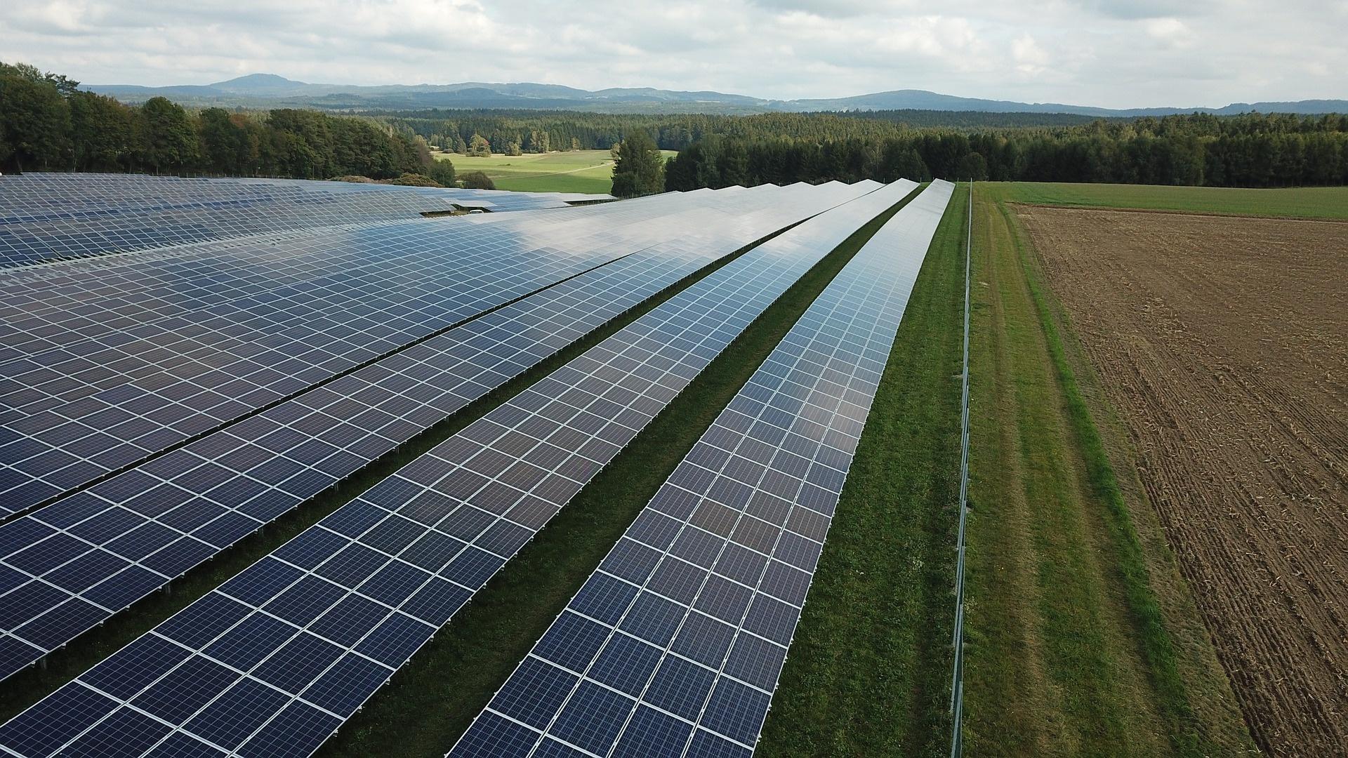 Utility-Scale Solar, Solar Panels, Solar Energy, YSG Solar