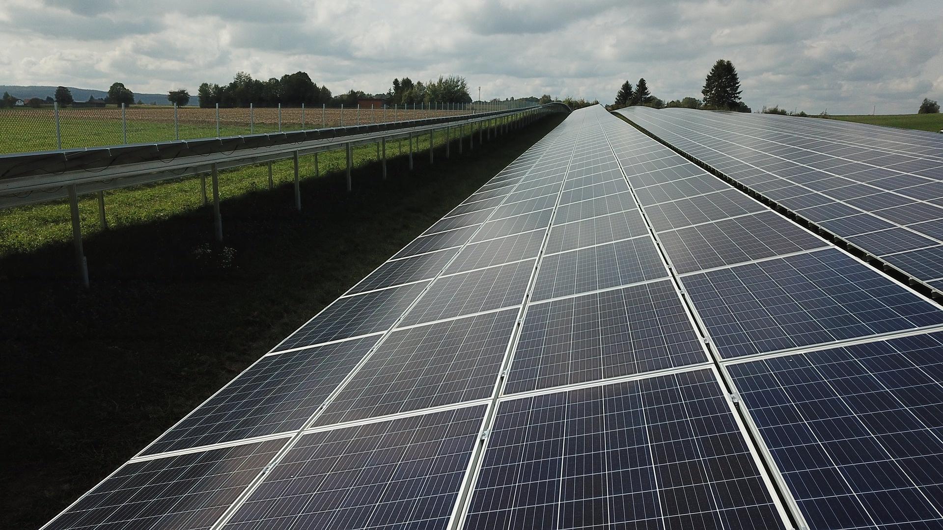 Utility-Scale Solar, Solar Power, Solar Panels, Solar, YSG Solar
