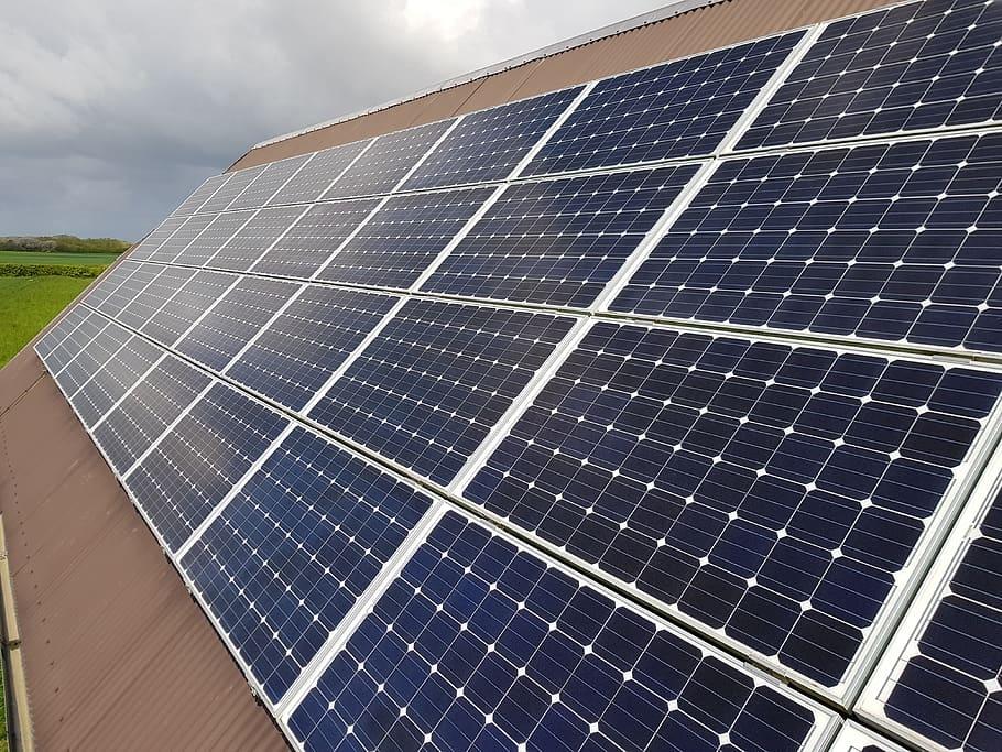 Rooftop Solar Panel Installation, YSG Solar