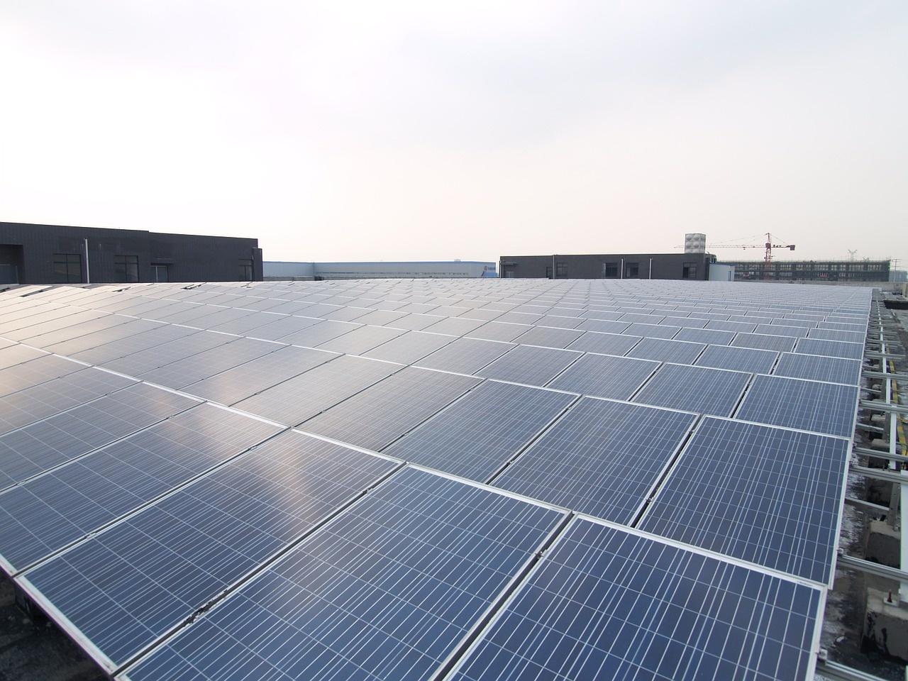 Solar Roof Types