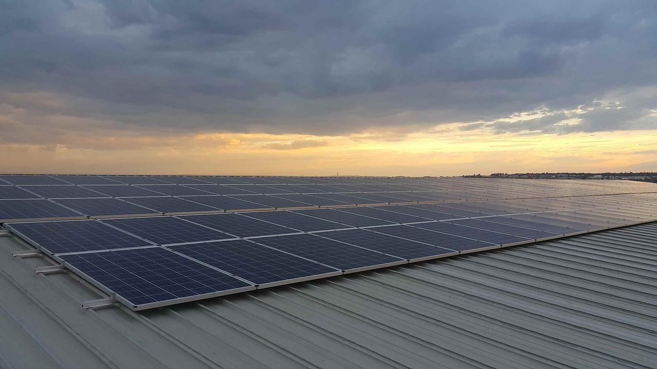 YSG Solar   Commercial & Industrial Energy Storage