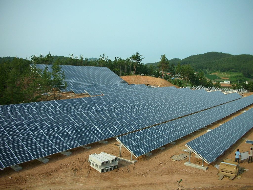Solar Farm Money