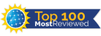 Solar Reviews Top 100 Most Reviewed